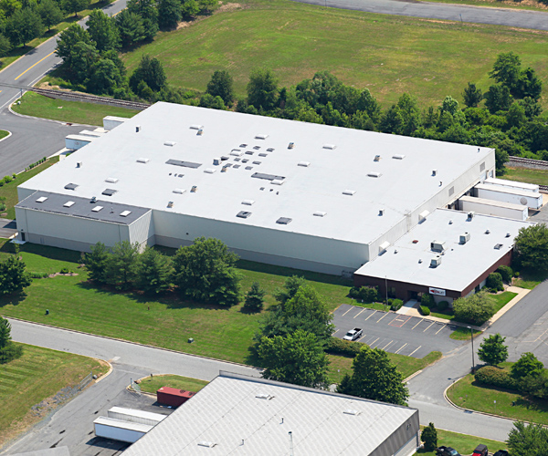 Tilley's lubricant division facility.