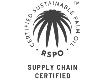 RSPO supply chain certified logo